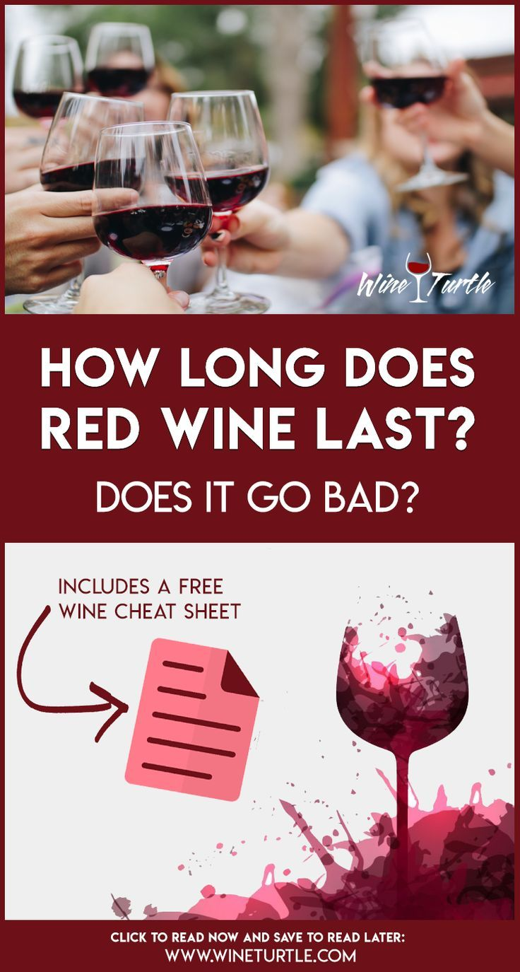 Can Red Wine Go Bad How Long Does Red Wine Last Unopened What Is The Best Age For Red Wine How Long Can Red Wine Be Storing Red Wine Best
