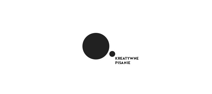 Logo for creative writing company in Warsaw. Font: Halis GR. Project: Brandnation Poland (www.brandnation.pl)