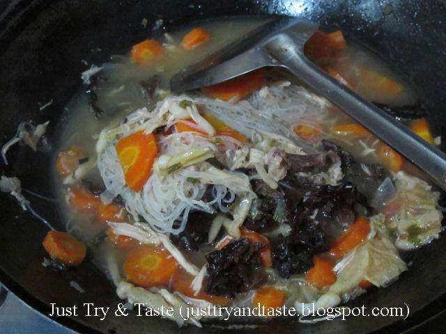 Resep Sup Kimlo Resep Sup Resep Masakan Cina Masakan Simpel