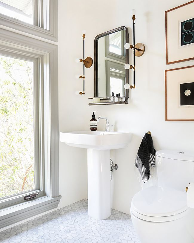 Classic Vintage Bathroom