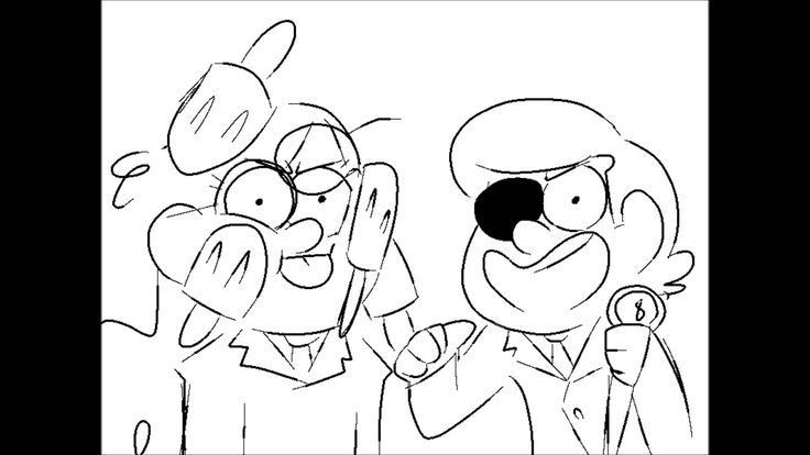 Game Grumps/Gravity Falls Animatic- BUY OUR T-SHIRTS- this killed me ahhh!!!