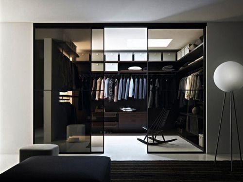 Again...my closet...I wish.