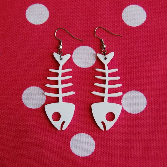 Hey, I found this really awesome Etsy listing at http://www.etsy.com/listing/161771627/fishbone-acrylic-laser-cut-earrings