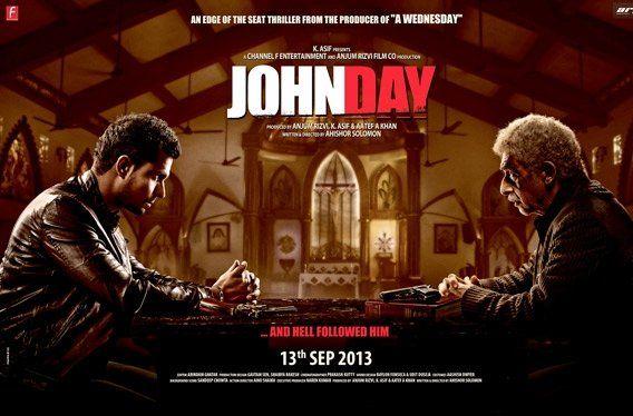#KisLamheMein starring #RandeepHooda , #NaseeruddinShah - http://latestsdaily.com/kis-lamhe-mein-john-day-featuring-randeep-hooda-naseeruddin-shah-hd-video-lyrics/  The singer of the song is Kshitij Tarey and the lyrics of the song is penned down by Sayeed Quadri. Also the music for the song is given by Kshitij Tarey.  #JohnDay #Bollywood