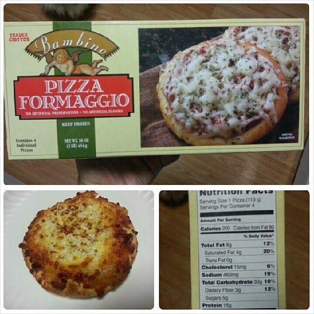 Trader Joe�s Bambino Pizza Formaggio 6pp