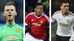 Ai xuất sắc nhất Man United tháng Ba?