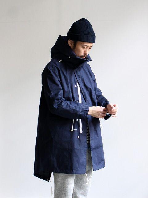 Eel Paper Coat