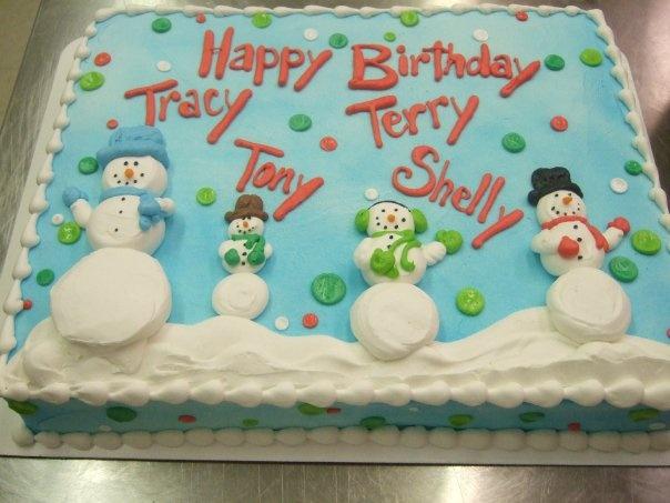 winter cake  – Winter Cakes