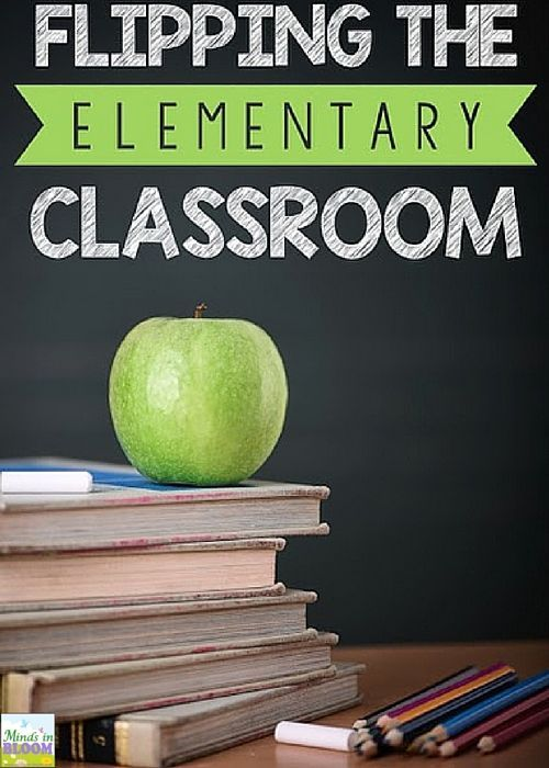 5 Tips for Flipping the Elementary Classroom - a must read if you are doing this or want to!