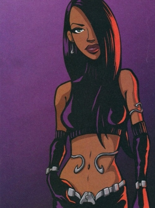 Aaliyah--we miss you.