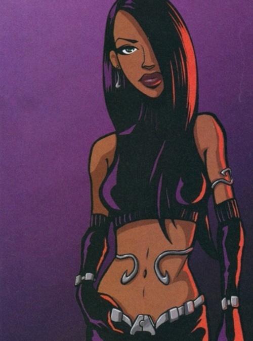 Aaliyah--we miss you.