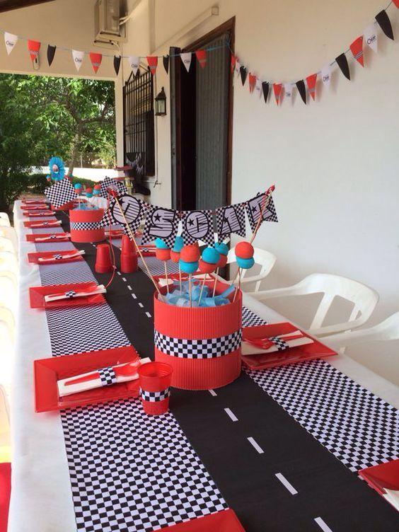 CARS PARTY - FESTA CARROS DA DISNEY