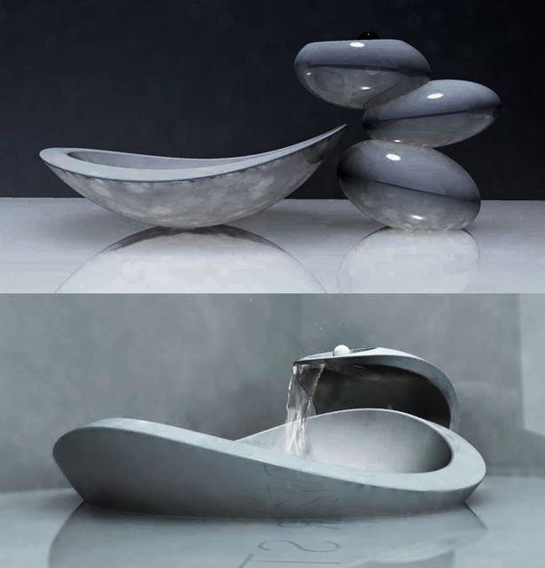Zen Bathroom Faucets 30 best outrageous faucet design images on pinterest | bathroom