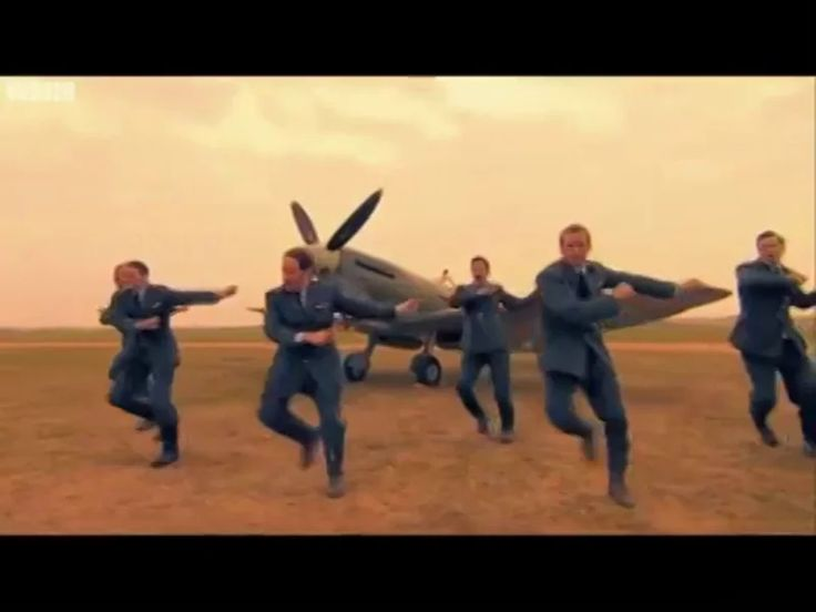 Horrible Histories RAF song on Vimeo
