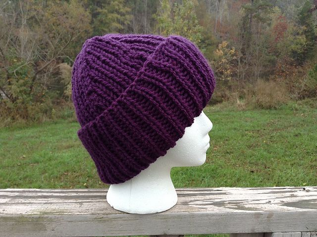 Ravelry: Morning After Hat pattern by Emily Walton