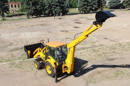 ELEX BACKHOE LOADER – Sbírky – Google+