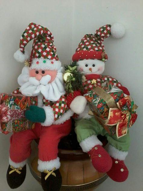 Alegres con sus regalos