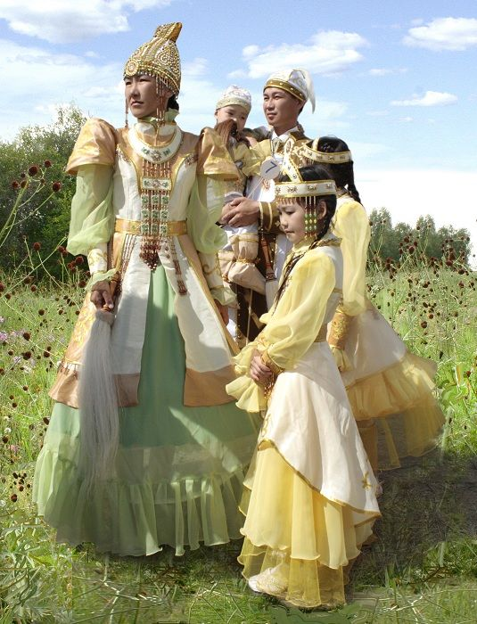 Yakut family / china / #MIZUworld