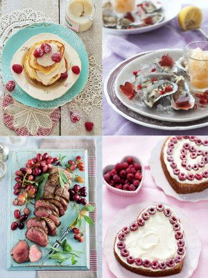 Impress the love(s) of your life, at breakfast, lunch and supper