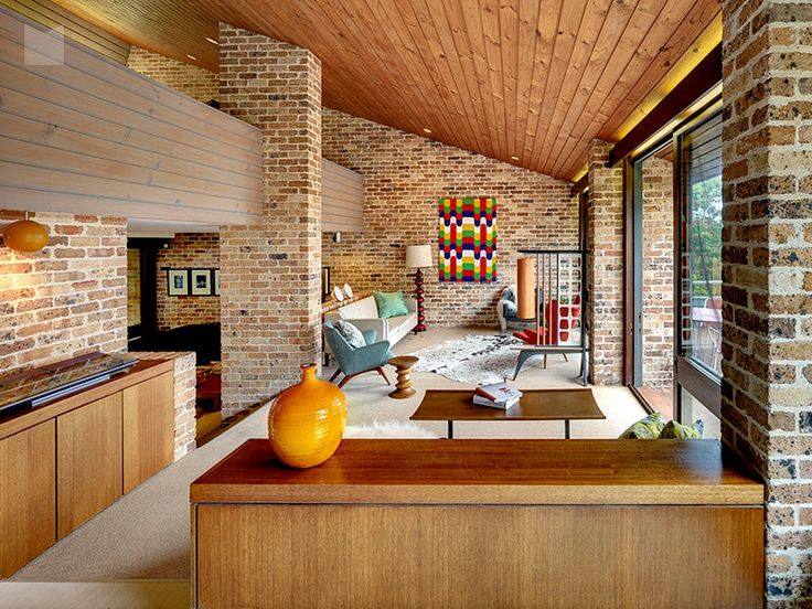 48 Best Midcentury Style Images On Pinterest Midcentury Modern Extraordinary Mid Century Modern Home Interiors