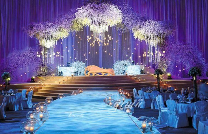 Tanseeq wedding planners, dubai, wedding decorations