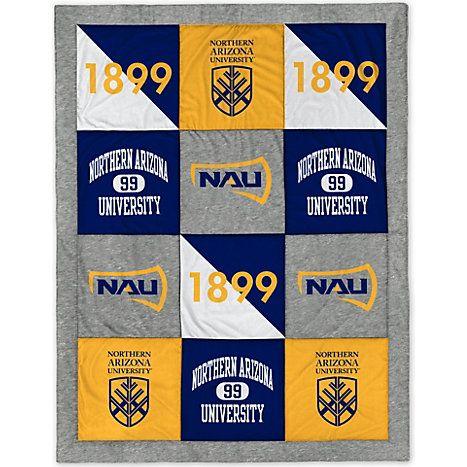 Northern Arizona 62 in. x 80 in. Blanket | Northern Arizona University