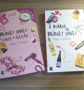 O Diário de Bridget Jones + Bridget Jones - No Limite da Razão (Helen Fielding)