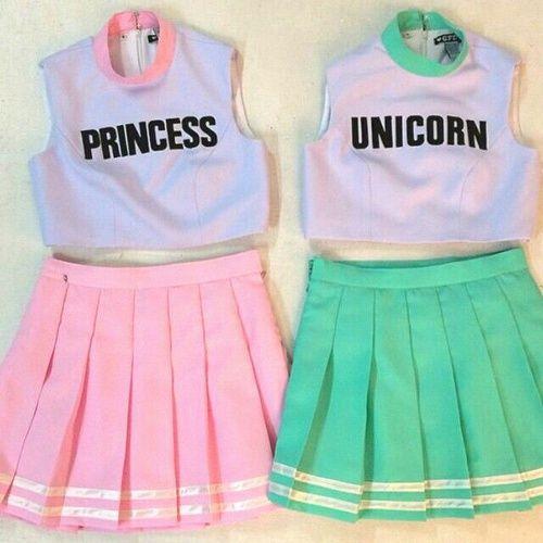 Imagem de unicorn, princess, and pink
