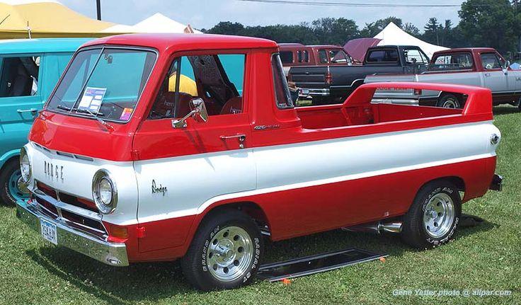 Dodge A100 pickup truck