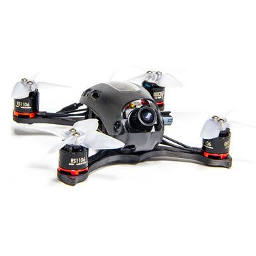 Emax Babyhawk-R RACE (R) Édition 112mm F3 Magnum Mini 5.8G FPV Courses Drone RC 3S / 4S PNP / BNF