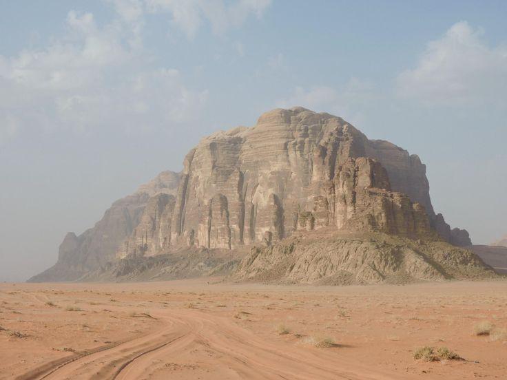 Wadi Rum Jordan [OC] [4608x3456]