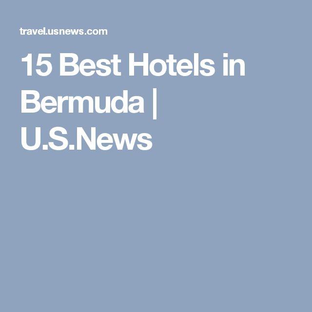 15 Best Hotels in Bermuda | U.S.News
