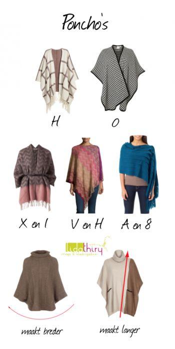 Een poncho is een veelzijdig kledingstuk. Voor de tips bezoek mijn blog |www.lidathiry.nl| #wintertrends2015 #poncho #kledingtip