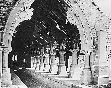 Rookwood Cemetry Station
