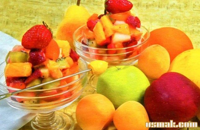 Рецепт Заморозка фруктов на зиму фото