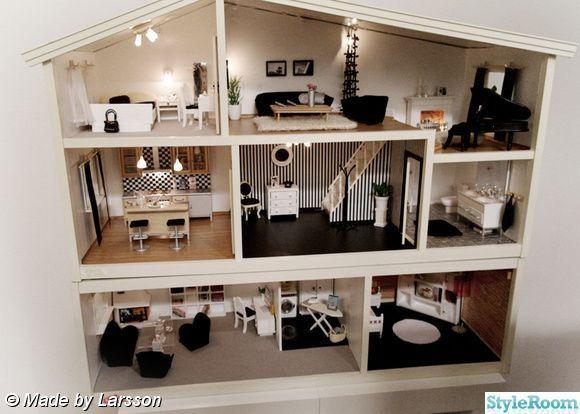 dollhouse lundby diy home pinterest barbie house furniture