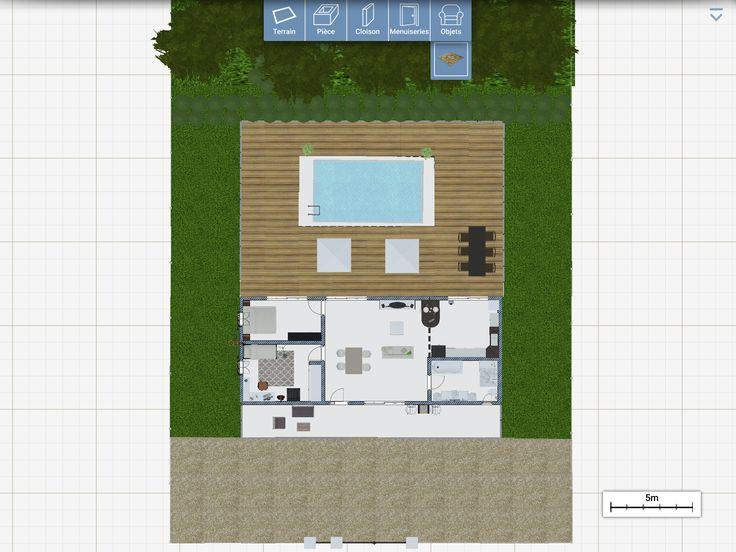 plan 2d logiciel home design 3d gold - Home Design 3d Gold