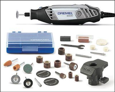 Dremel 3000-1/24 Rotary Tool Hobby Set