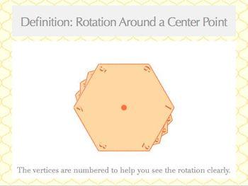 rotation symmetry lesson. Black Bedroom Furniture Sets. Home Design Ideas