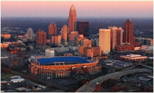 Charlotte, North Carolina. Oh Charlotte..I have memories with you  will be paying you a visit here in the next couple of months