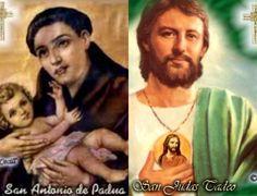Novena a San Judas Tadeo y a San Antonio para Recuperar el Amor