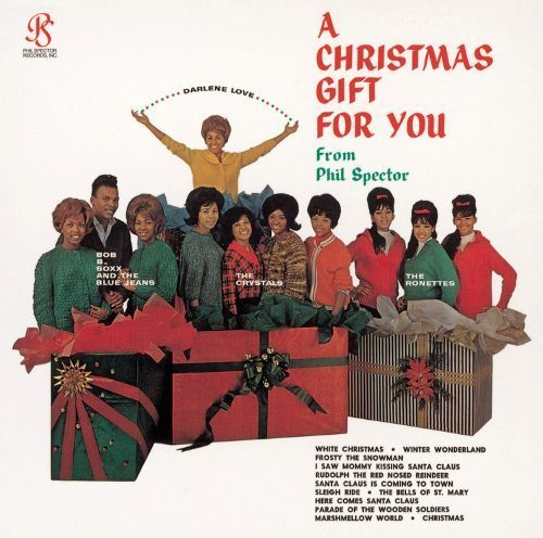 A Christmas Gift for You from Phil Spector [LP] - Vinyl