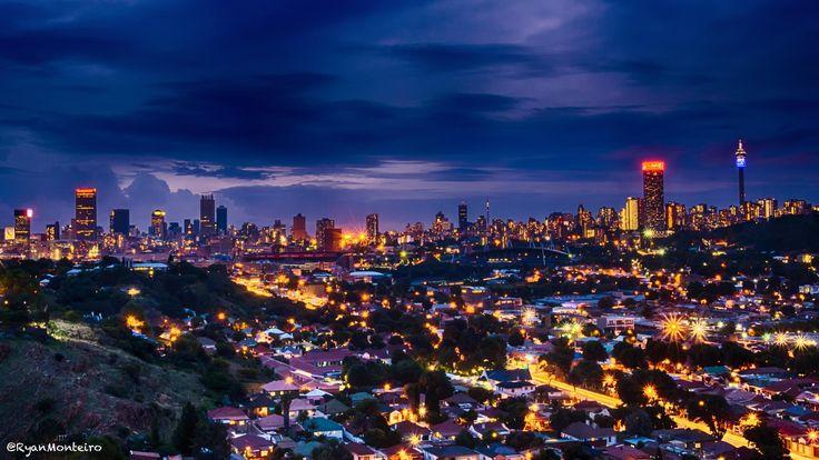 Joburg my city! by Ryan Monteiro on 500px