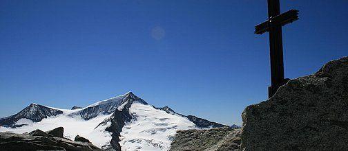 Keeskogel 3290 m - Neukirchen - Großvenediger - Wanderung - Tour Salzburger Land
