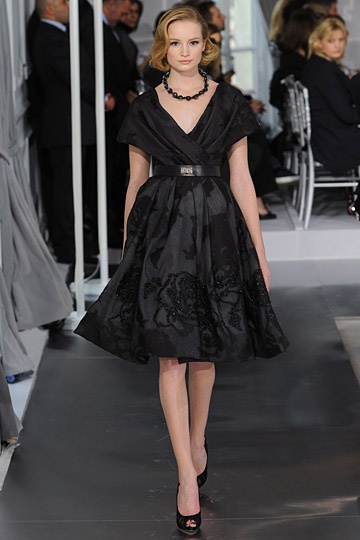 Christian Dior Spring 2012 Couture