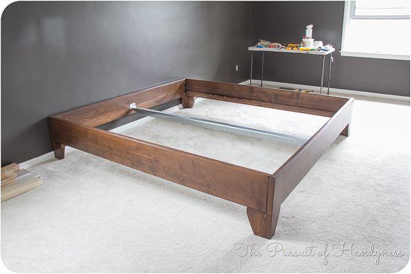 Free Diy Bedroom Furniture Plans