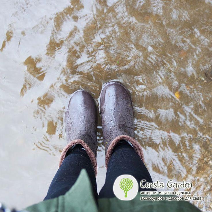 Сапоги-угги резиновые Сheyenne Blackfox. Теперь Вы можете с удовольствием гулять по лужам и снегу в городе и на природе, активно отдыхать, а также работать в саду в любую погоду - Ваши ноги будут надежно защищены от мороза, воды и грязи.