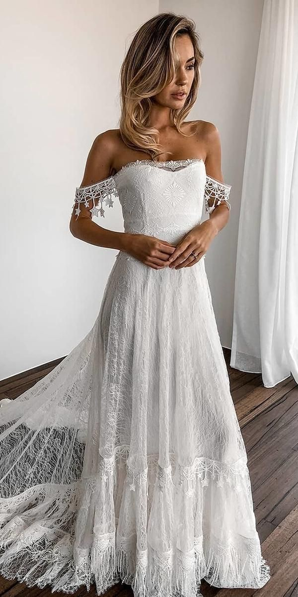 27 Bridal Inspiration Country Style Wedding Dresses Future