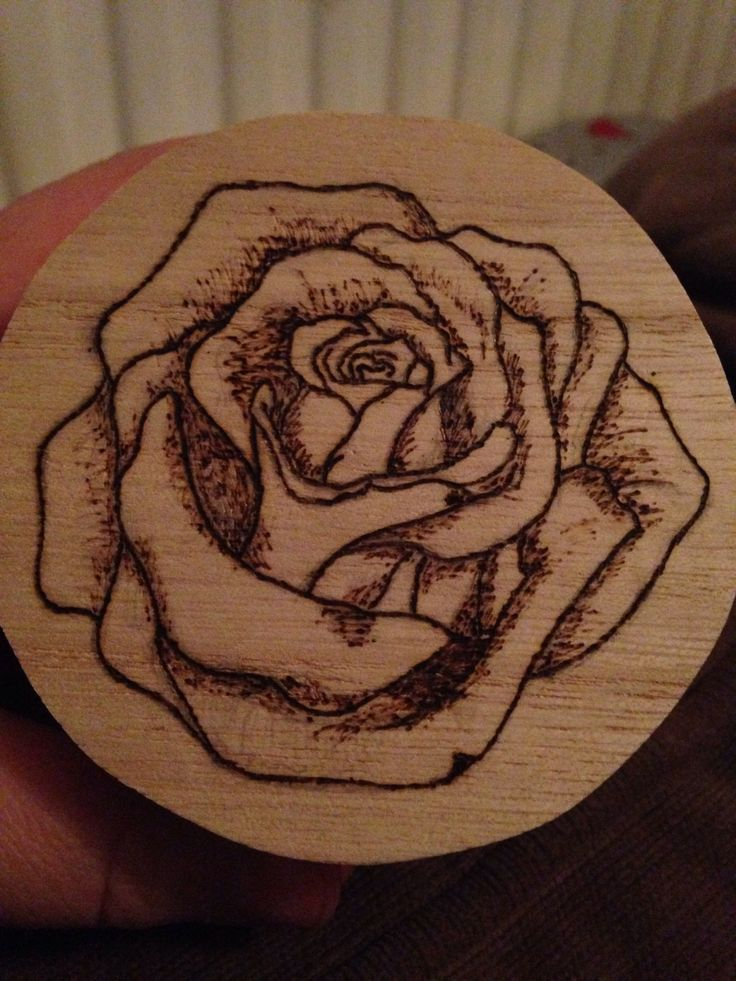 pyrography rose roosid pinterest pyrography and roses