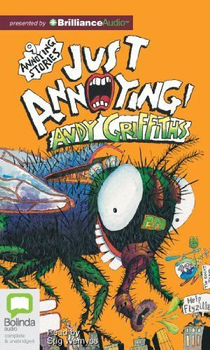 Just Annoying! (The Just Series) by Andy Griffiths. $22.78. Series - The Just Series (Book 2). Publisher: Bolinda Audio; Library edition (July 1, 2012). Publication: July 1, 2012. Save 24%!